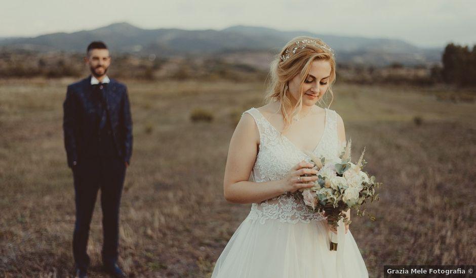 Il matrimonio di Marco e Lucia a Sassari, Sassari