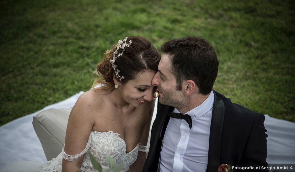 Il matrimonio di Matteo e Silvia a Castell'Arquato, Piacenza
