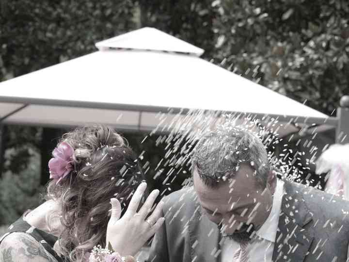 Le nozze di Cora e Umberto