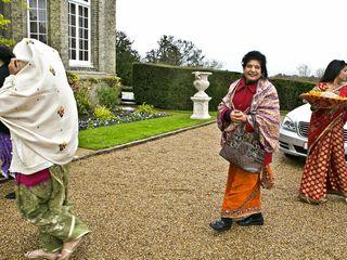Le nozze di Kavita e Arjun 2