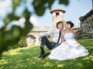 Le nozze di Enzo e Anna