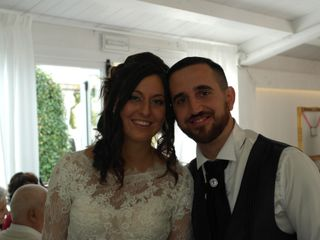 Le nozze di Fabrizio e Sara