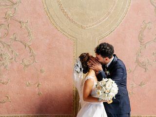Le nozze di Nina e Emmanuele