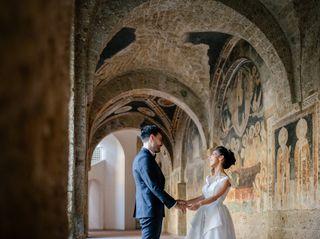 Le nozze di Nina e Emmanuele 1