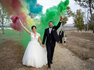 Le nozze di Ignazio e Valeria