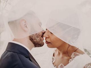 Le nozze di Sabrina e Dario