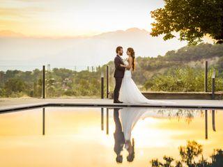 Le nozze di Alberto e Desiree 1