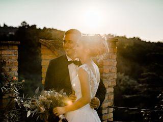 Le nozze di Gloria e Cristian