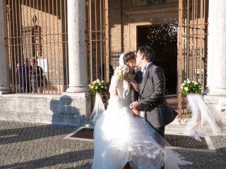 Le nozze di Irene e Patrizio