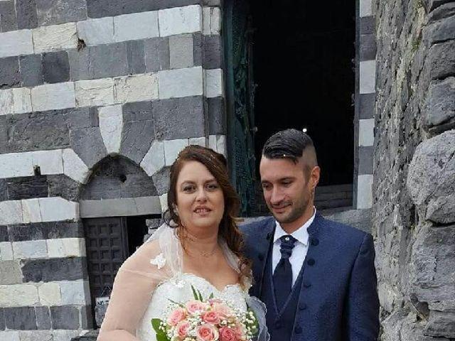 Il matrimonio di Ilaria e Andrea  a Portovenere, La Spezia 2