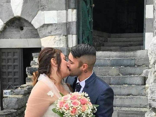 Il matrimonio di Ilaria e Andrea  a Portovenere, La Spezia 3