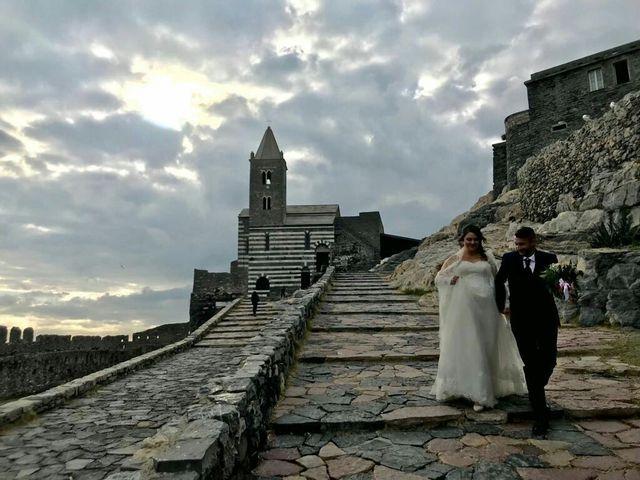 Il matrimonio di Ilaria e Andrea  a Portovenere, La Spezia 10