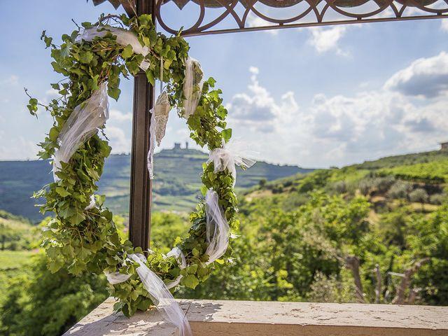Il matrimonio di Francesco e Laura a Cazzano di Tramigna, Verona 17