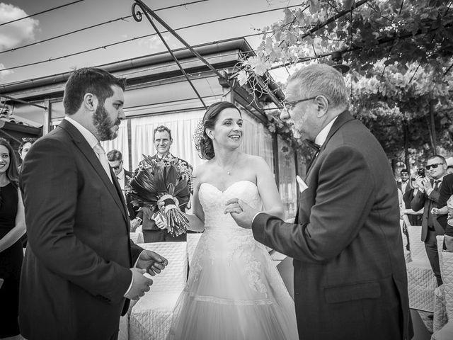 Il matrimonio di Francesco e Laura a Cazzano di Tramigna, Verona 21