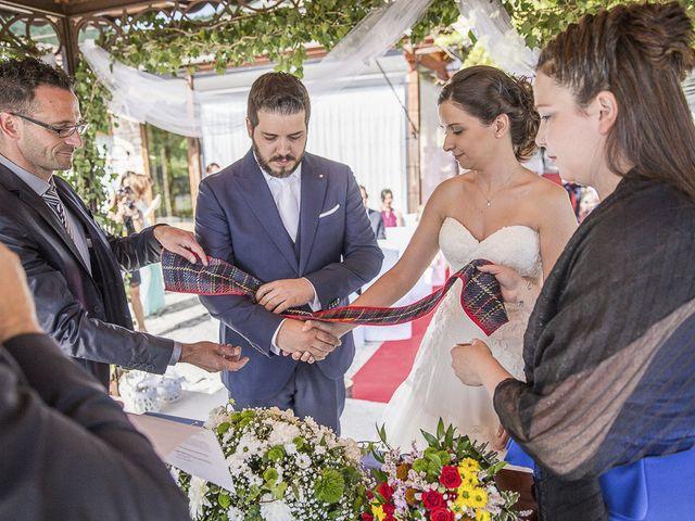 Il matrimonio di Francesco e Laura a Cazzano di Tramigna, Verona 24