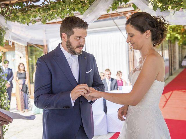 Il matrimonio di Francesco e Laura a Cazzano di Tramigna, Verona 26