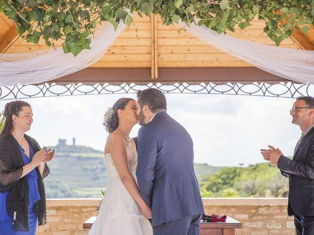 Il matrimonio di Francesco e Laura a Cazzano di Tramigna, Verona 29