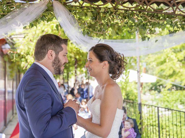 Il matrimonio di Francesco e Laura a Cazzano di Tramigna, Verona 30
