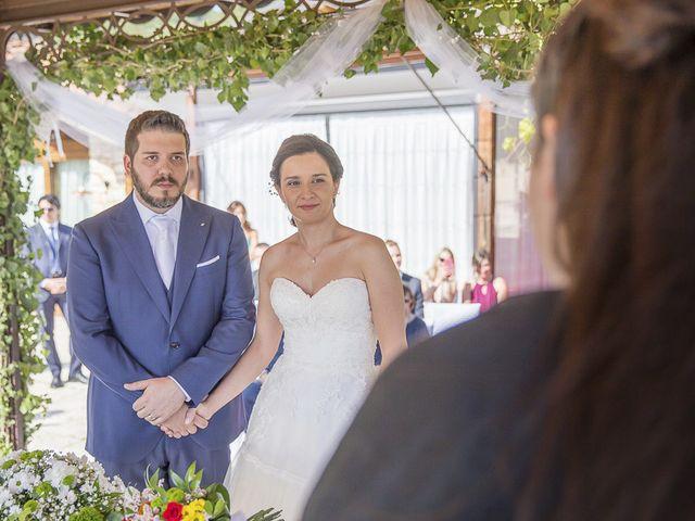Il matrimonio di Francesco e Laura a Cazzano di Tramigna, Verona 31