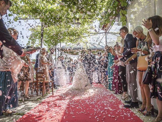 Il matrimonio di Francesco e Laura a Cazzano di Tramigna, Verona 32