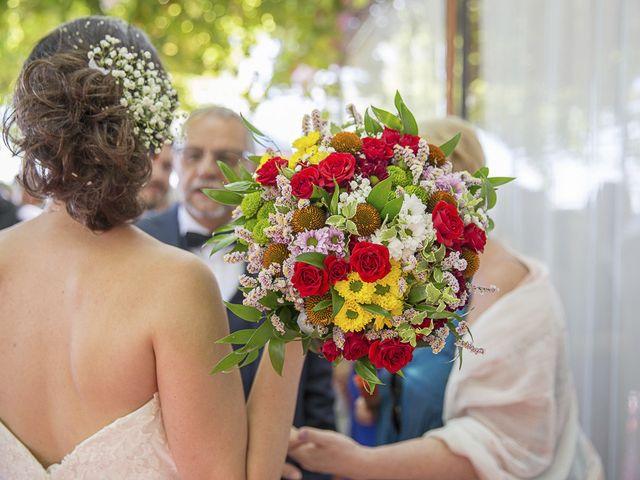 Il matrimonio di Francesco e Laura a Cazzano di Tramigna, Verona 35
