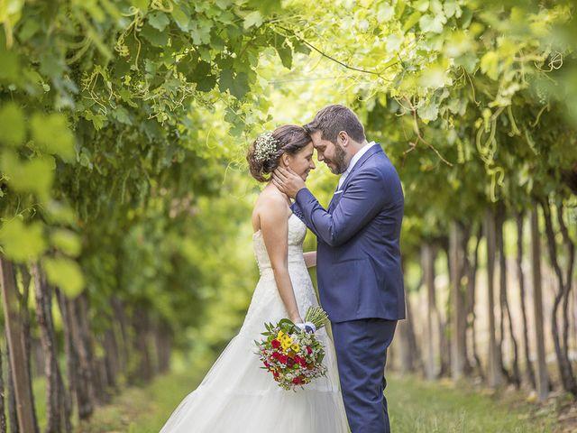Il matrimonio di Francesco e Laura a Cazzano di Tramigna, Verona 1