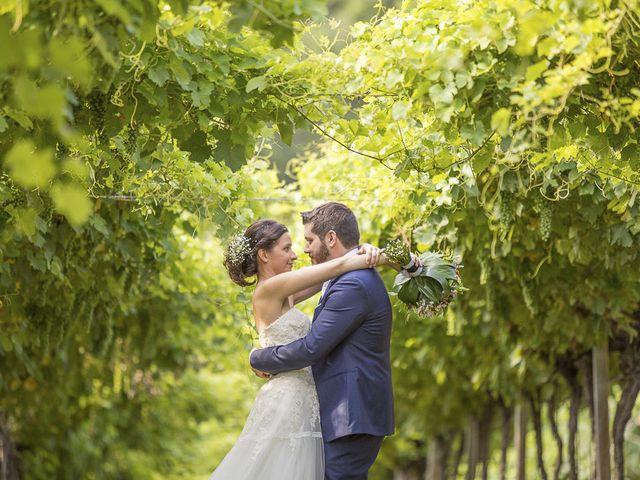 Il matrimonio di Francesco e Laura a Cazzano di Tramigna, Verona 36