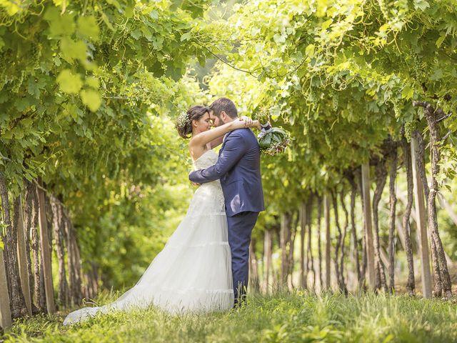 Il matrimonio di Francesco e Laura a Cazzano di Tramigna, Verona 37