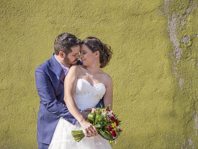 Il matrimonio di Francesco e Laura a Cazzano di Tramigna, Verona 39