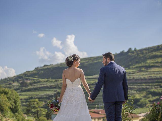 Il matrimonio di Francesco e Laura a Cazzano di Tramigna, Verona 40