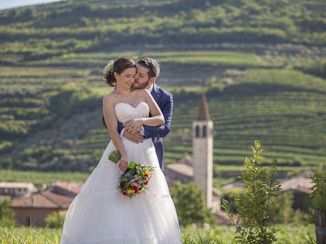 Il matrimonio di Francesco e Laura a Cazzano di Tramigna, Verona 41