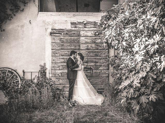 Il matrimonio di Francesco e Laura a Cazzano di Tramigna, Verona 42
