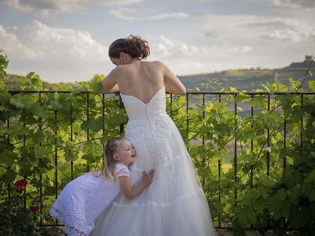 Il matrimonio di Francesco e Laura a Cazzano di Tramigna, Verona 46