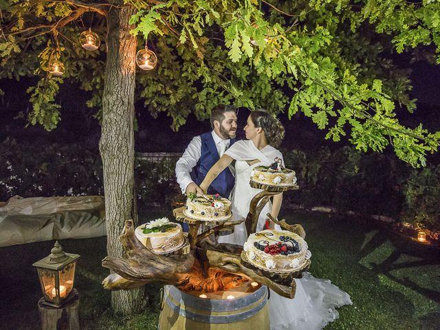 Il matrimonio di Francesco e Laura a Cazzano di Tramigna, Verona 49