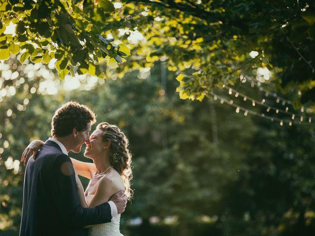 le nozze di Raffaella e Riccardo