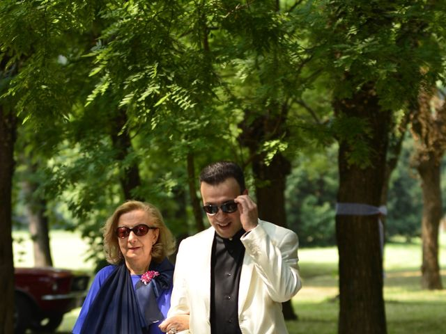 Il matrimonio di Emanuele e Stefania a Varedo, Monza e Brianza 5