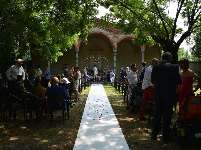 Il matrimonio di Emanuele e Stefania a Varedo, Monza e Brianza 2