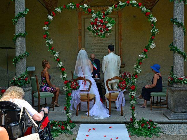 Il matrimonio di Emanuele e Stefania a Varedo, Monza e Brianza 7