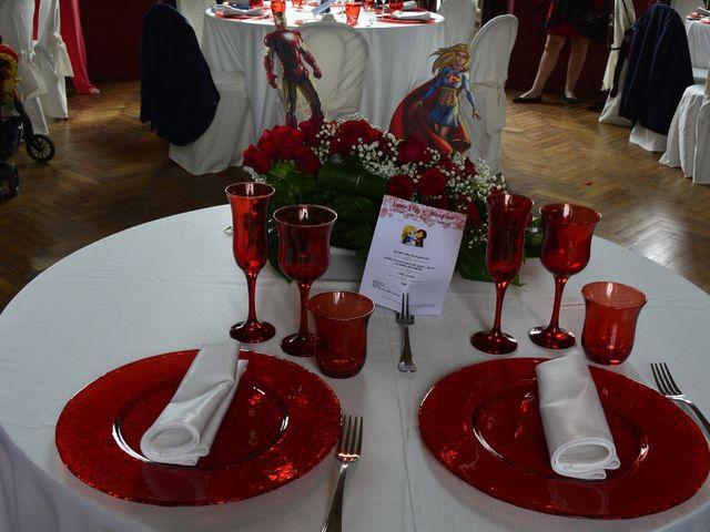 Il matrimonio di Emanuele e Stefania a Varedo, Monza e Brianza 8