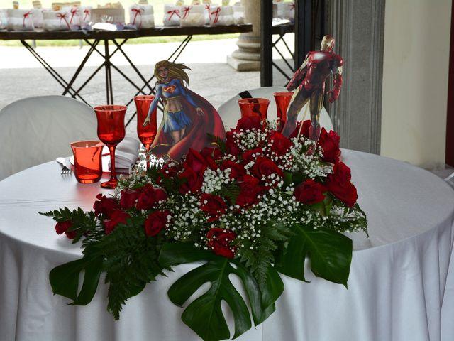Il matrimonio di Emanuele e Stefania a Varedo, Monza e Brianza 9
