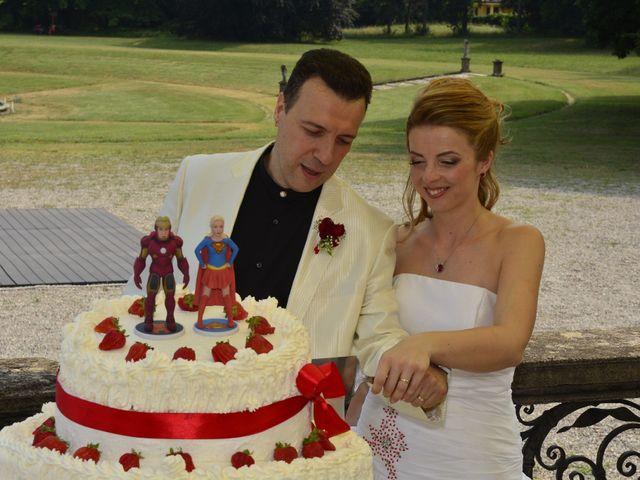 Il matrimonio di Emanuele e Stefania a Varedo, Monza e Brianza 12