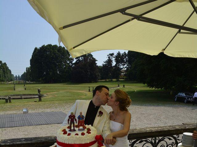 Il matrimonio di Emanuele e Stefania a Varedo, Monza e Brianza 13