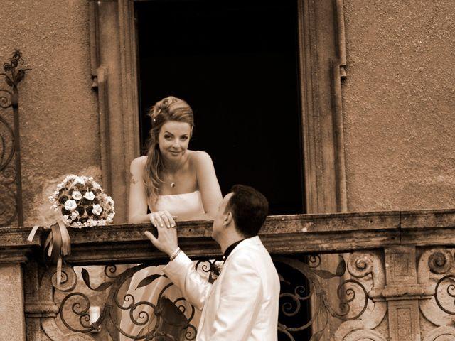Il matrimonio di Emanuele e Stefania a Varedo, Monza e Brianza 16