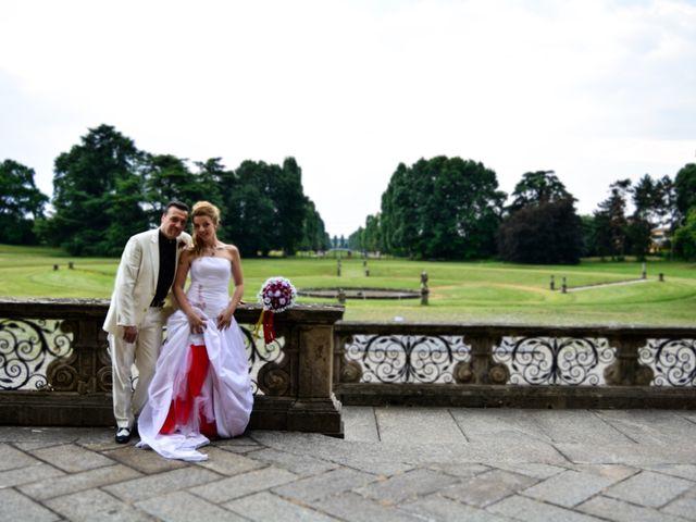 Il matrimonio di Emanuele e Stefania a Varedo, Monza e Brianza 17