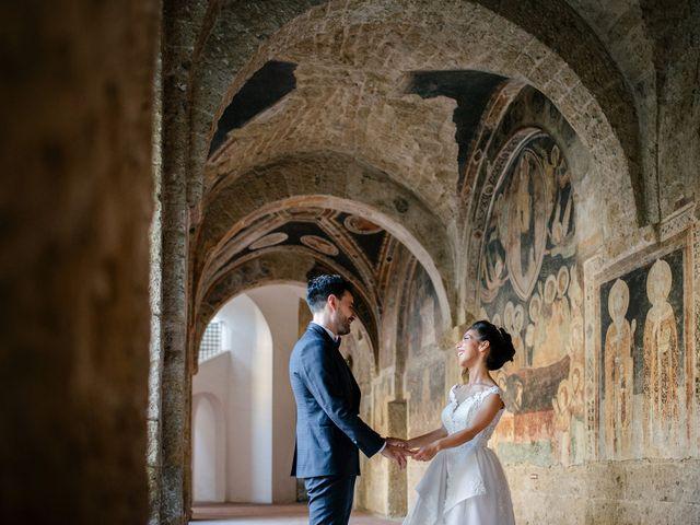Il matrimonio di Emmanuele e Nina a Aversa, Caserta 1