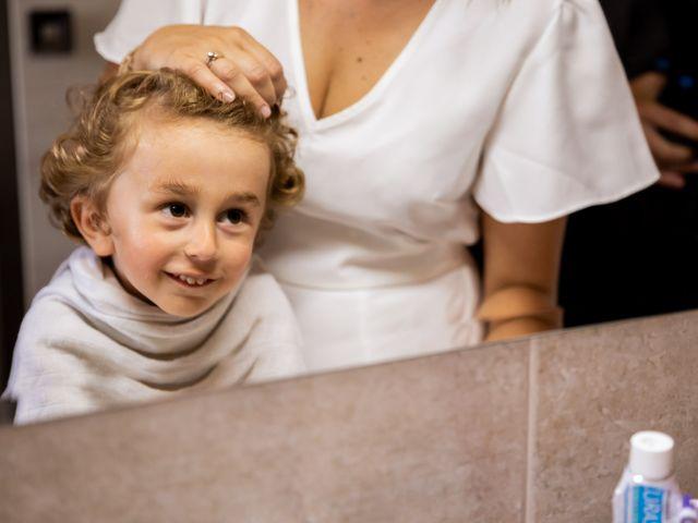 Il matrimonio di Giuliano e Michela a Santa Cesarea Terme, Lecce 14