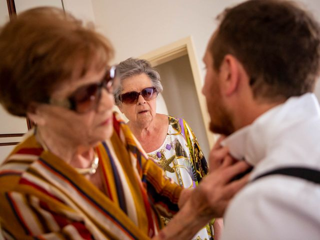Il matrimonio di Giuliano e Michela a Santa Cesarea Terme, Lecce 27