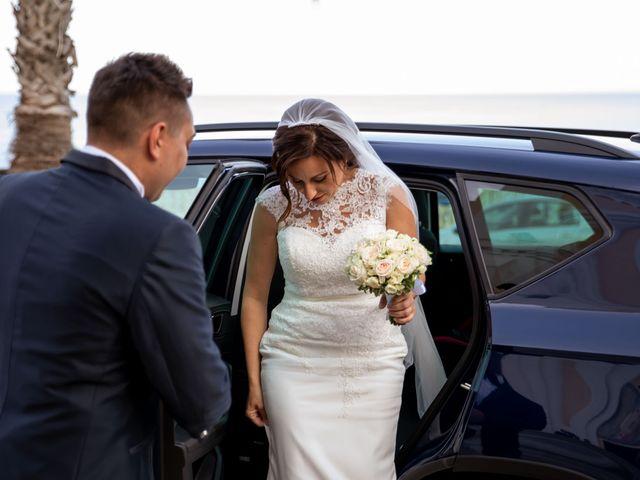 Il matrimonio di Giuliano e Michela a Santa Cesarea Terme, Lecce 39