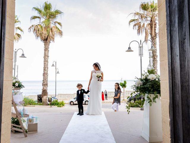 Il matrimonio di Giuliano e Michela a Santa Cesarea Terme, Lecce 42