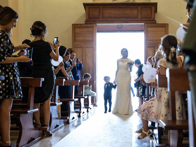 Il matrimonio di Giuliano e Michela a Santa Cesarea Terme, Lecce 43